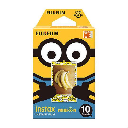 Film Instax Mini Minions