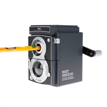 Taille Crayon Appareil Photo TLR