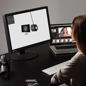 Sonde de calibrage écran pour retouche photo